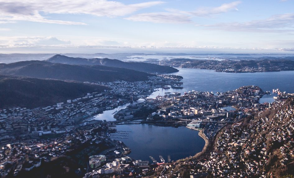 største byer norge